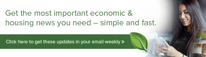 Get the most important economic & housing news you need – simple and fast.